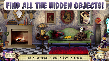 Alice Through the Looking Glass: Find Hidden Items