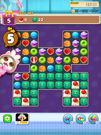 Sugar POP - Sweet Match 3 Puzzle 1.4.4 screenshots 21