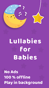 Lullabies for babies - white noise