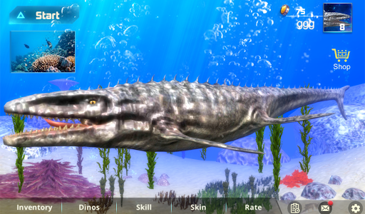 Mosasaurus Simulator screenshots 9