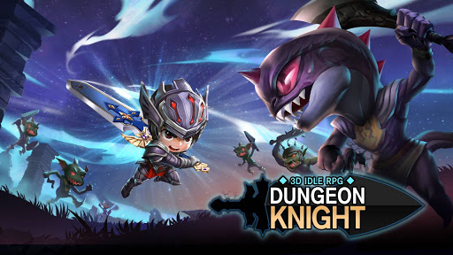 Dungeon Knight: 3D Idle RPG android2mod screenshots 9