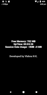 Time NetSpeed Monitor: Internet Speed Meter for TV