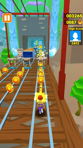 Subway Train: Bus Rush 3D  Screenshots 4