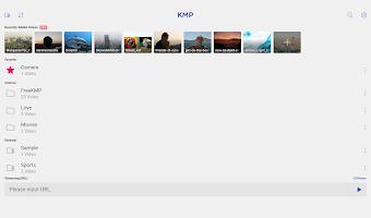 Video Player KMP