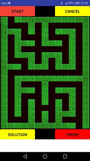 scary maze: labyrinth prank screenshot 3