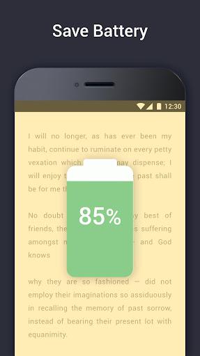 Night Shift - Bluelight Filter for Good Sleep 1.0.6 Screenshots 4