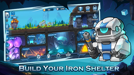 Iron Shelter android2mod screenshots 2