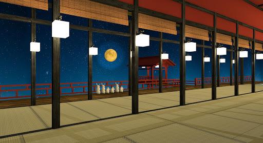 Escape Game: Otsukimi modiapk screenshots 1