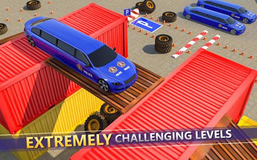 Police Limo Car Parking Games u2013 Police Car Parking 2.0.4 Screenshots 3