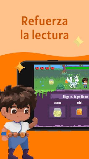 Escuela Kadabra-Juego de Comprensión Lectora 88 screenshots 3
