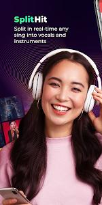 SplitHit: Vocal Remover, Karaoke Maker, Backtracks 1.45