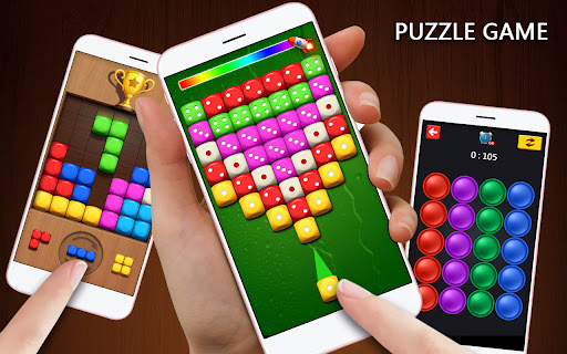 Dice Puzzle 3D-Merge Number game  screenshots 10