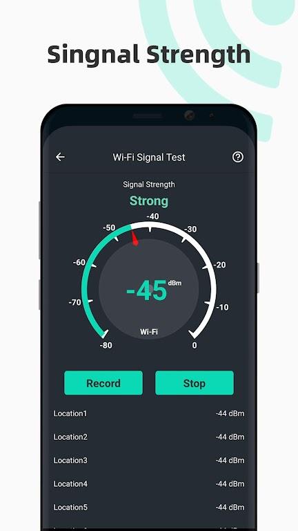 Internet speed test Meter- SpeedTest Master  poster 3