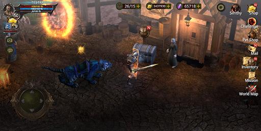 BloodWarrior:Offline 1.7.8 screenshots 1