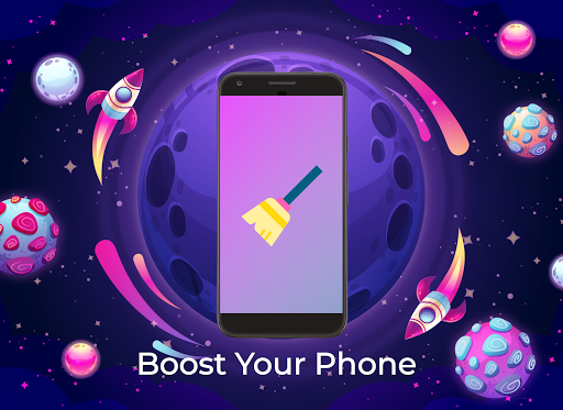 Code Triche New Battery Booster and Phone Junk Cleaner 3mb (Astuce) APK MOD screenshots 1