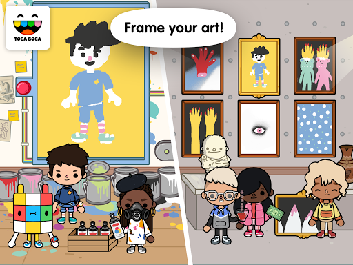 Toca Life: After School android2mod screenshots 9
