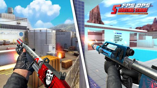 FPS OPS Shooting Strike : Offline Shooting Games screenshots 9