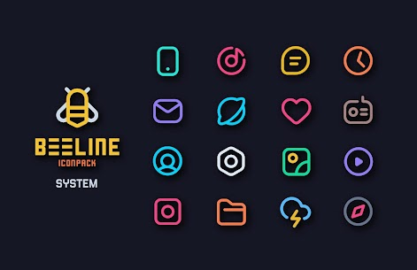 BeeLine Icon Pack v1.9 (Patched) 1