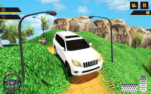 Real Prado Car Games 2020 : Cruiser Car Games 2021  screenshots 3