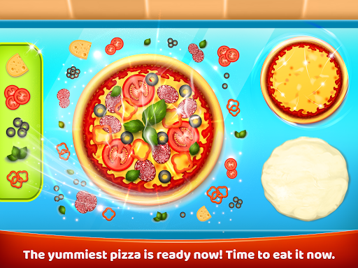 Pizza Cooking Kitchen Game 0.3 screenshots 6
