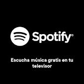 icono Spotify Music para TV