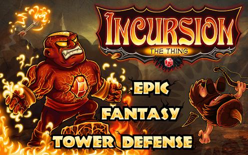 Thing TD - Epic tower defense game Mod Apk