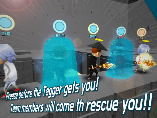 FreezeTag Online : Realtime Battle filehippodl screenshot 19