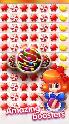 甘いキャンディー森 - 無料パズルゲームのおすすめ画像2