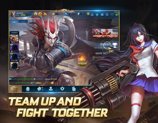 Heroes Evolved 2.1.8.0 screenshots 13