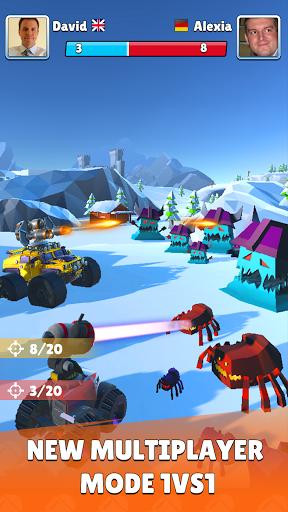 Battle Cars: Monster Hunter 1.5 screenshots 2