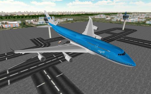 Flight Simulator: Fly Plane 3D  Screenshots 10