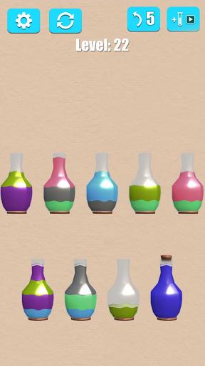 Water Sort: Liquid Puzzle 3D apkdebit screenshots 6