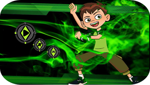 Ben vs Super Slime: Endless Arcade Action Fighting  screenshots 1