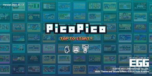 PicoPico - 8bit Retro Games apkpoly screenshots 5