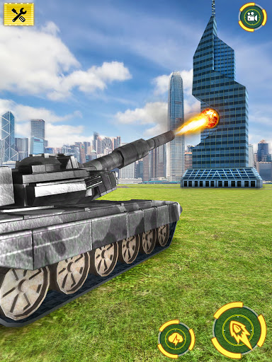 Building Demolisher: World Smasher Game apkslow screenshots 23