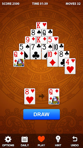 Pyramid Solitaire screenshots 14