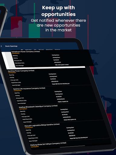Nepal Share - Free NEPSE Portfolios Apkfinish screenshots 13