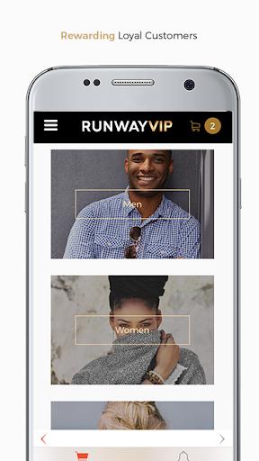 RunwaySale modavailable screenshots 5