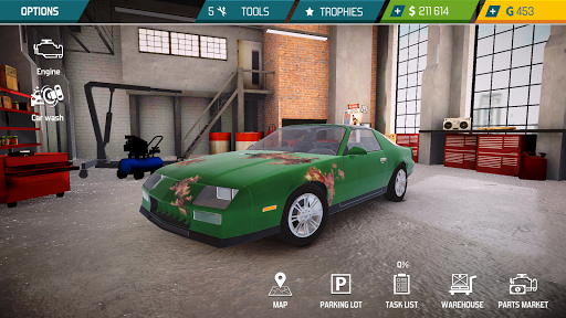 Car Mechanic Simulator 1.3.44 screenshots 1