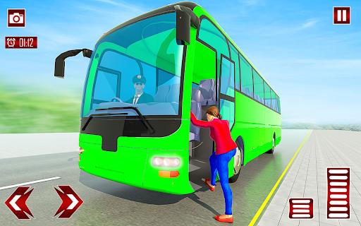 City Coach Bus Simulator 3d - Free Bus Games 2020 1.0.3 Screenshots 6