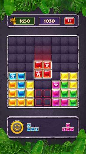 Block Puzzle Classic - Brick Block Puzzle Game apkpoly screenshots 8