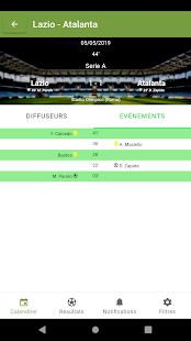 FootToWatch Capture d'écran