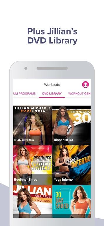 Jillian Michaels: The Fitness App  poster 4
