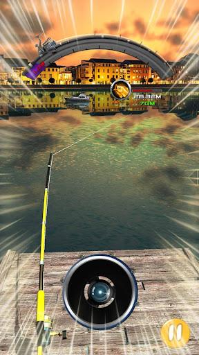 Télécharger Gratuit simulateur 3D de talent de pêche ultime APK MOD (Astuce) screenshots 1