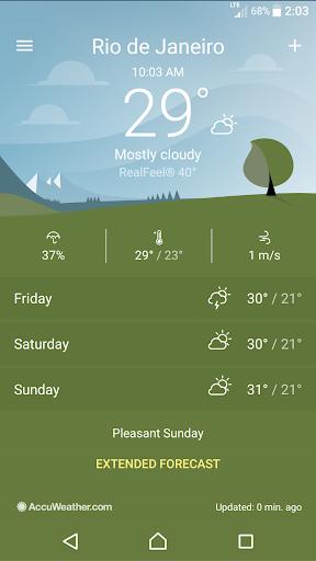 Weather  Screenshots 3