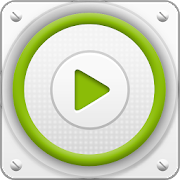 PlayerPro Cloudy Green Skin