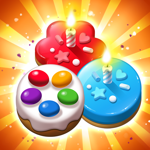 Cookie Crunch Classic - Sweet Match 3 Games