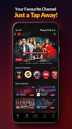 Jazz TV: Watch Live News, Dramas, Turkish Shows  screenshots 2