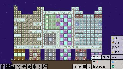 The Final Earth 2 - Sci-Fi City Builder 1.0.13 screenshots 14