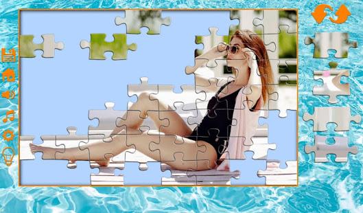 Bikini puzzles screenshots 4